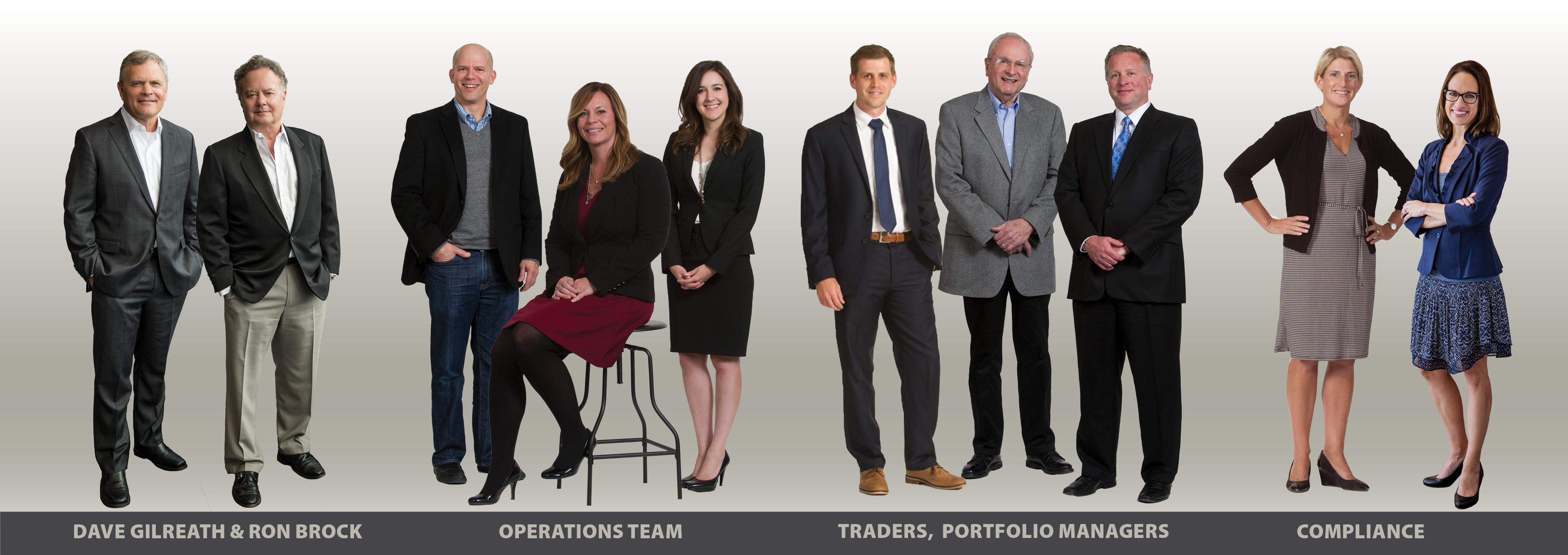 Sheaff Brock Leadership Team